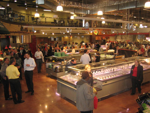 Whole foods you had me at the first sample is it easy for Food bar whole foods